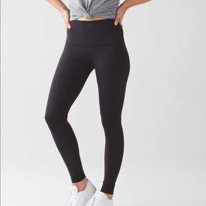 Lululemon🤩 black full length leggings